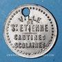 Monnaies Saint-Etienne (42). Cantines Scolaires. 1 franc