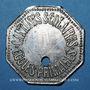 Monnaies Saint-Etienne (42). Cantines Scolaires - Ecoles Primaires. 20 centimes