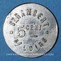 Monnaies Saint-Just-Saint-Rambert (42). Saint Rambert S/Loire. 5 centimes / pain