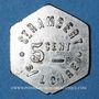 Monnaies Saint-Just-Saint-Rambert (42). Saint Rambert S/Loire. 5 centimes / potage