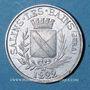 Monnaies Salins-les-Bains (39). F.C.I.M., 260e section. 5 centimes 1922