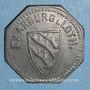 Monnaies Sarrebourg (57). Ville. 10 pfennig 1917