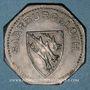 Monnaies Sarrebourg (57). Ville. 50 pfennig 1917