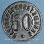 Monnaies Saverne (67). Ville. 50 pfennig