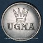 Monnaies Schiltigheim (67). UGMA. sans valeur