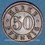 Monnaies Strasbourg (67). Arb. Consum Genossenschaft. 50 pfennig