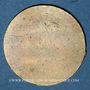 Monnaies Strasbourg (67). Bains municipaux (Städt. Schwimmbad). Laiton uniface. 26 mm