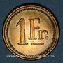 Monnaies Strasbourg (67). Fr. Mutschler (restaurant Grande Taverne Vignette). 1 franc