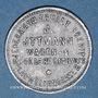 Monnaies Strasbourg (67). J. Ittmann. 1 mark