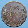 Monnaies Strasbourg (67). Jos. Recht. 10 (pfennig)