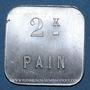 Monnaies Thaon-les-Vosges (88). Coopérative. 2 kg pain