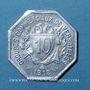 Monnaies Versailles (78). Groupes Commerciaux. 10 centimes 1918