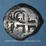 Monnaies Bolivie. Charles III (1759-1788). 2 reales 1762P V/Y. Potosi