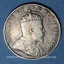 Monnaies Canada. Edouard VII (1901-1910). 10 cents 1903