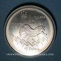 Monnaies Canada. Elisabeth II (1952- /). 10 dollars 1975. J.O. Montréal. Haies
