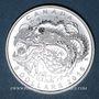 Monnaies Canada. Elisabeth II (1952- /). 8 dollars 2016 La dance du dragon (999,9 /1000. 7,96 g)