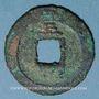 Monnaies Chine. Les Song du Sud. Ning Zong (1194-1224) - ère Jia Tai (1201-1204). 2 cash an 3. Style sungti