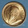 Monnaies Afrique du Sud. République. 1/10 krugerrand 1981. (PTL 917‰. 3,39 g)