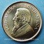 Monnaies Afrique du Sud. République. 1/2 krugerrand 1985. (PTL 917‰. 16,97 g)
