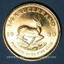Monnaies Afrique du Sud. République. 1/4 krugerrand 1980. (PTL 917‰. 8,48 g)