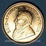 Monnaies Afrique du Sud. République. 1/4 krugerrand 1980. (PTL 917/1000. 8,48 g)