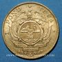 Monnaies Afrique du Sud. République. 1 pond 1894. (PTL 917‰. 7,99 g)
