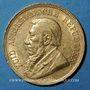 Monnaies Afrique du Sud. République. 1 pond 1894. (PTL 917/1000. 7,99 g)