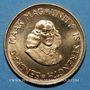 Monnaies Afrique du Sud. République. 2 rand 1974. (PTL 917/1000. 7,98 g)