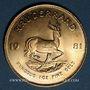 Monnaies Afrique du Sud. République. Krugerrand 1981. (PTL 917/1000. 33,93 g)