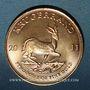 Monnaies Afrique du Sud. République. Krugerrand 2011. (PTL 917/1000. 33,93 g)