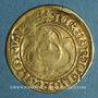 Monnaies Allemagne. Frise orientale. Edzard I (1491-1528). Goldgulden