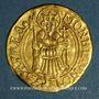 Monnaies Allemagne. Frise orientale. Edzard II & Johannes (1566-1591). Golgulden 1574. 3,35 g.