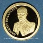 Monnaies Andorre. Principauté. 1 diner 2011. Napoléon Bonaparte. (PTL 999/1000. 0,5 g)