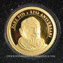 Monnaies Andorre. Principauté. 1 diner 2012 (PTL 999‰. 0,5 g)