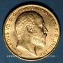 Monnaies Australie. Edouard VII (1901-1910). Souverain 1910S. Sydney. (PTL 917‰. 7,99 g)