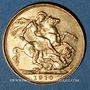 Monnaies Australie. Edouard VII (1901-1910). Souverain 1910S. Sydney. (PTL 917/1000. 7,99 g)