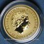 Monnaies Australie. Elisabeth II (1952- ). 15 dollars 2017. Kangourou. (PTL 999/1000. 3,11 g)