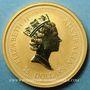 Monnaies Australie. Elisabeth II (1952-/). 25 dollars 1996. (PTL 999/1000. 7,75 g)