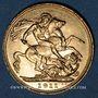 Monnaies Australie. Georges V (1910-1936). Souverain 1911 S. Sydney. (PTL 917‰. 7,99 g)