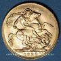 Monnaies Australie. Georges V (1910-1936). Souverain 1922 P. Perth. (PTL 917‰. 7,99 g)