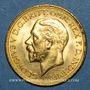 Monnaies Australie. Georges V (1910-1936). Souverain 1931 M. Melbourne. (PTL 917‰. 7,99 g)