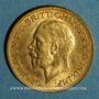 Monnaies Australie. Georges V (1910-1936). Souverain 1931 P. Perth. (PTL 917‰. 7,99 g)