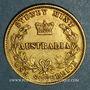 Monnaies Australie. Victoria (1837-1901). Souverain 1870. Sydney (PTL 917‰. 7,99 g)