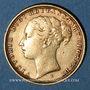 Monnaies Australie. Victoria (1837-1901). Souverain 1886 S. Sydney. (PTL 917‰. 7,99 g)