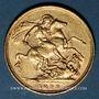 Monnaies Australie. Victoria (1837-1901). Souverain 1893 M. Melbourne. (PTL 917‰. 7,99 g)
