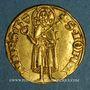 Monnaies Autriche. Albert II (1330-1358). Goldgulden. Judenburg