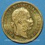 Monnaies Autriche. François Joseph (1848-1916).  1 ducat 1907. (PTL 986/1000. 3,49 g)