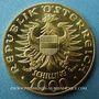 Monnaies Autriche. République. 1 000 schilling (1976). Babenberg. (PTL 900/1000. 13,50 g)