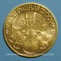 Monnaies Autriche. République. 100 euro 2003 Philarmonique. (PTL 999,9/1000. 31,12 g)