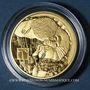 Monnaies Autriche. République. 50 euro 2016 Klimt - Le baiser. (PTL 986/1000. 10,14 g)